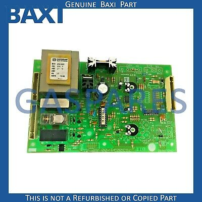 Baxi Gas Spare PCB Printed Circuit Board Part No 240603 New GENUINE