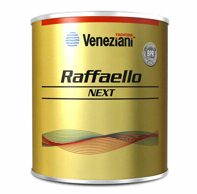 473COL380 Veneziani Antivegetativa Raffaello Next Azzurro Light blue .601 750ml