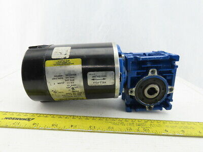 Motovario NMRV030 Size 030 5:1 Ratio 14mm Output Gear Reducer & Parts Motor