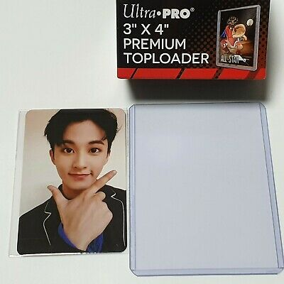 NCT Dream Mark 2nd Mini Album We Go Up Official Photocard Authentic SM Town