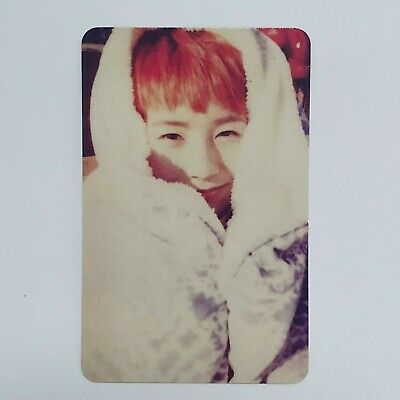 NCT Dream Renjun The First Official Photocard Authentic SM Town Laptop Sticker