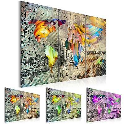 Canvas Print Framed Wall Art Picture Photo Image k-A-0027-b-f