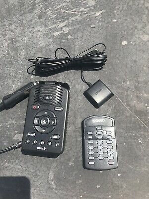 SIRIUS BRIX LABS SIR-SV1B SATELLITE RADIO - used - LQQK