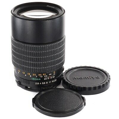 Mamiya A 150mm f2.8 for Mamiya 645 Super 645 Pro TL M645 645J 645E 1000s (04093)