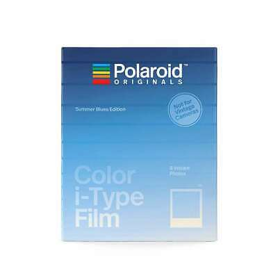 Polaroid Originals Color Film for I-Type - Summer Blues Limited Edition (4927),