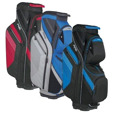 NEW Ping Golf 2018 Traverse Cart Bag - You Choose the Color