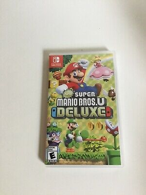 SUPER MARIO BROS  U Deluxe (Nintendo Switch, 2019) (8840