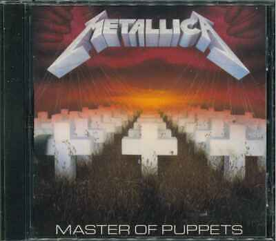 "METALLICA ""Master Of Puppets"" CD-Album"