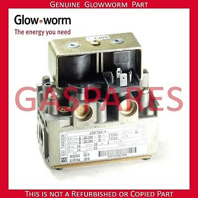 Glowworm Gas Spare Gas Valve Assembly Part No 2000801129 New GENUINE