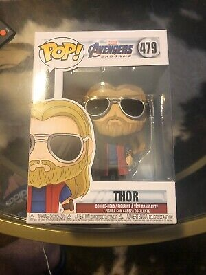 funko pop marvel: avengers endgame - casual thor