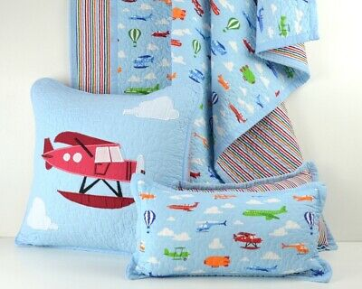 Aeroplane  Decorator Cushion