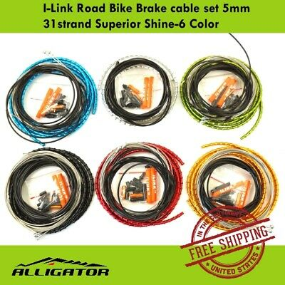 Alligator 31-Strand Superior Shine Shift Inner Cable 2000mm Road//MTB AFQ