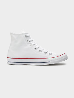 New converse Unisex Chuck Taylor All Star High Top Sneakers In Optic White