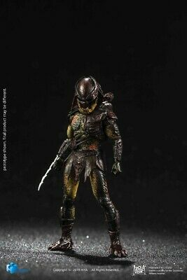 1/18 HIYAToys LD0051 Falcon Predator Action Figure Collectibe Set