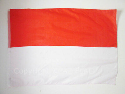 INDONESIA FLAG 18/'/' x 12/'/' cords INDONESIAN SMALL FLAGS 30 x 45cm BANNER 18x