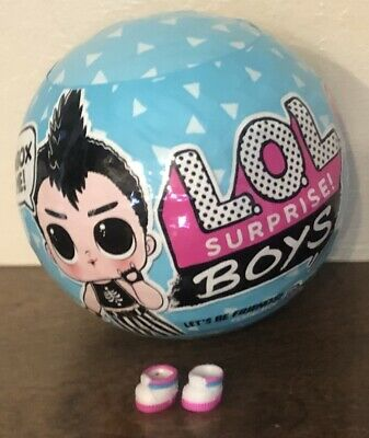 LOL Surprise Doll BOYS Series 1 BOY NEXT DOOR Mostly Sealed Gold ULTRA RARE