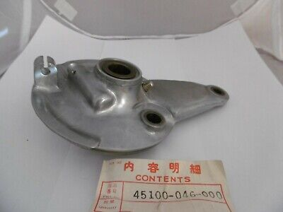 Honda Genuine Nos Front Brake Plate 45100-046-000 C90 1968-70 Ct50