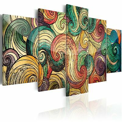 ABSTRACT Canvas Print Framed Wall Art Picure Photo Image a-A-0303-b-m