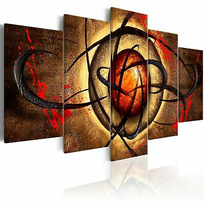 ABSTRACT Canvas Print Framed Wall Art Picure Photo Image a-A-0315-b-m