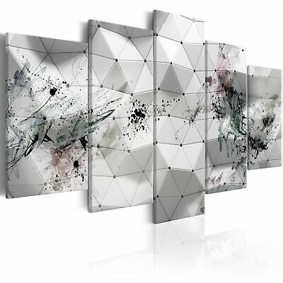 ABSTRACT Canvas Print Framed Wall Art Picure Photo Image a-C-0079-b-m