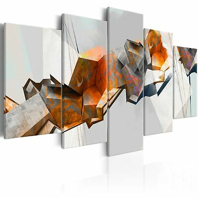 ABSTRACT Canvas Print Framed Wall Art Picure Photo Image a-A-0300-b-m