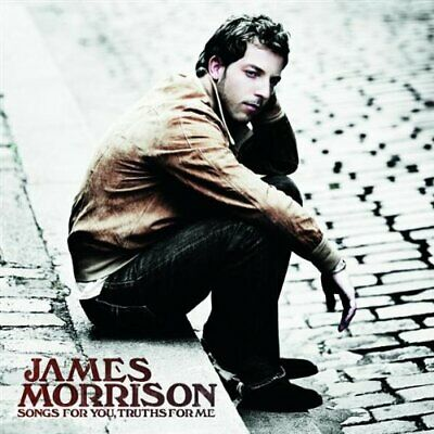 James Morrison - Songs For You, Truths For Me [CD]