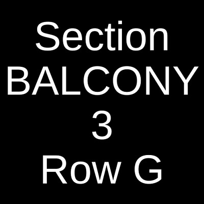 2 Tickets Mandolin Orange 1/23/20 ACL Live At The Moody Theater Austin, TX