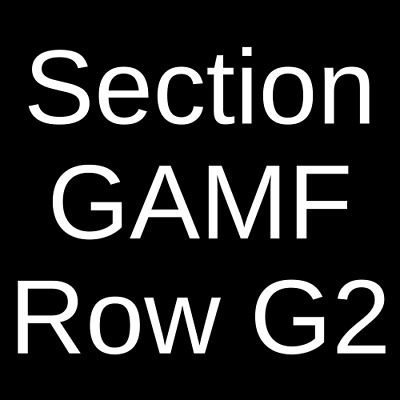 2 Tickets ASAP Ferg 11/14/19 House Of Blues - Chicago Chicago, IL