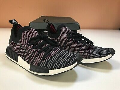 ADIDAS NMD R1 Lush Red Mesh DS Running Shoes Mens Size 13