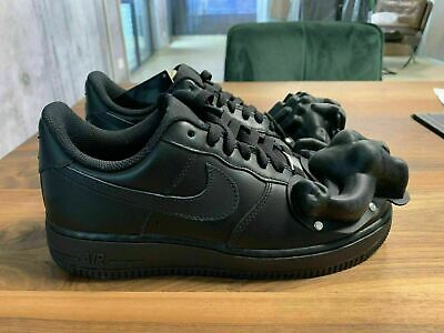 COMME DES GARÇONS x Nike Air Force 1 DEADSTOCK SNEAKERS TURNSCHUHE SCHUHE SHOES