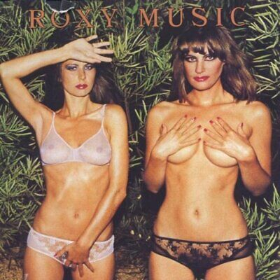 Roxy Music - Country Life [CD]