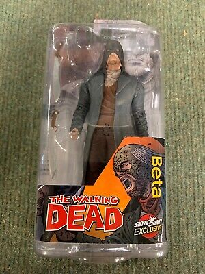 Mcfarlane Toys NYCC 2017 Skybound The Walking Dead Beta Full Color Figure