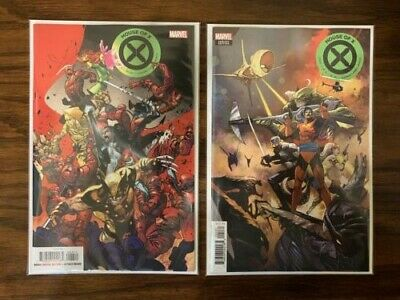 House of X #4 2019 MARVEL Comics Main Cover &1:10 variant NEVER READ NM+