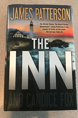 The Inn Book Hardcover by James Patterson Brand New Free Shipping