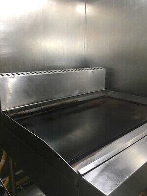 Hot Plate THOR. Width 920mm Length 820mm