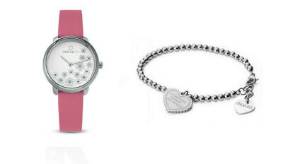Orologio Ops Objects OPSPW-608 e bracciale Sagapo gratis SHAL10