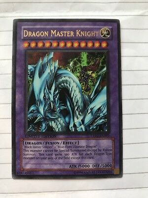 Dragon Master Knight Ultra Rare Limited Edition