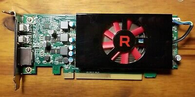 AMD RADEON RX 550 4GB FH (DP, mDP, mDP) New Pulled from new