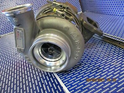 OEM Volvo Mack turbo D13 MP8 engine US07 2008-10 turbocharger without actuator