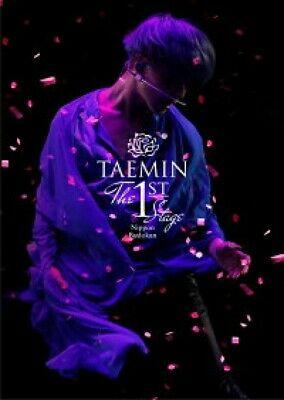 Universal Music TAEMIN THE 1st STAGE DVD Japan New from Japan Shipping