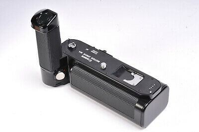 Canon Motor Drive MA Power Winder & Battery Grip for A1 & AE1 Program