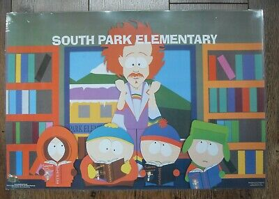 """South Park Poster"""" Elementary"""""""