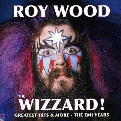 Roy Wood - The Wizzard! Greatest Hits And More - The EMI Years [CD]