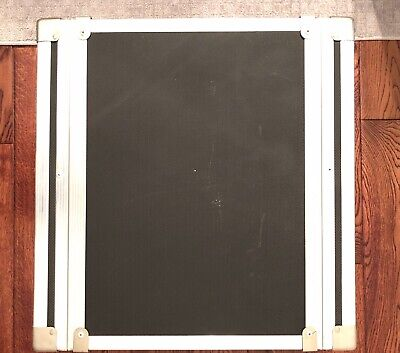"Calzone Case 19""L x 10""W x 8""H Black Double Ended"