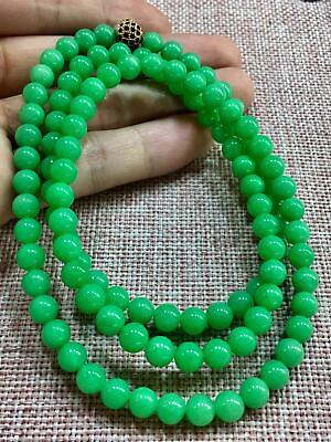 Chinese Exquisite Handmade jadeite necklace