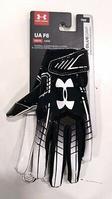 Under Armour UA F6 Youth YMD Boy's Football Gloves