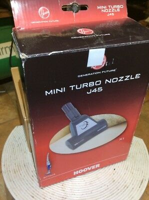 Genuine Hoover J45 Synua Mini Turbo Tool Floor Nozzle 35601003