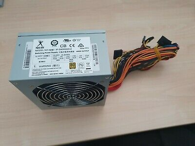 NEW IN WIN IP-S400GQ3-2 400W PSU ATX FOR C Z EM EA SERIES 80+GD.b.