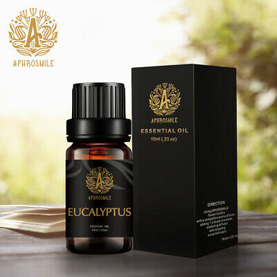 EUCALYPTUS Essential Oil Certified 100% Pure Natural Aromatherapy Diffuser 10ML