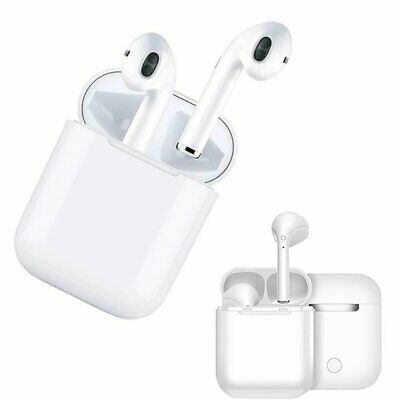 Wireless Bluetooth Headphones Earbuds For Apple iPhone 7 8 X XR XS +Charger Case